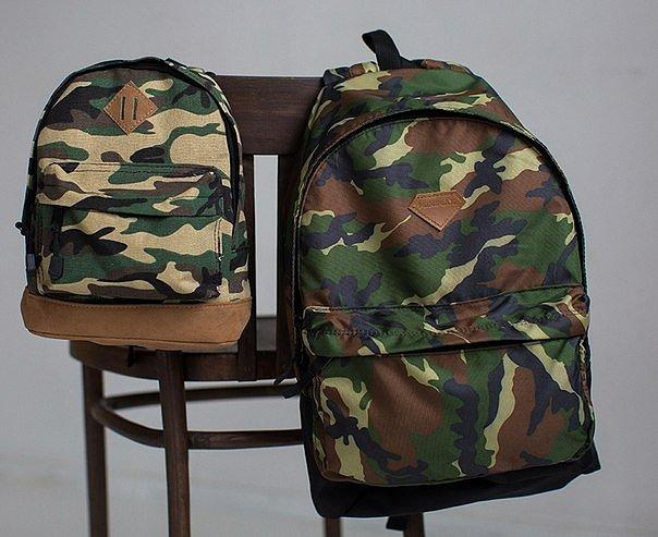 Рюкзаки для всей семьи