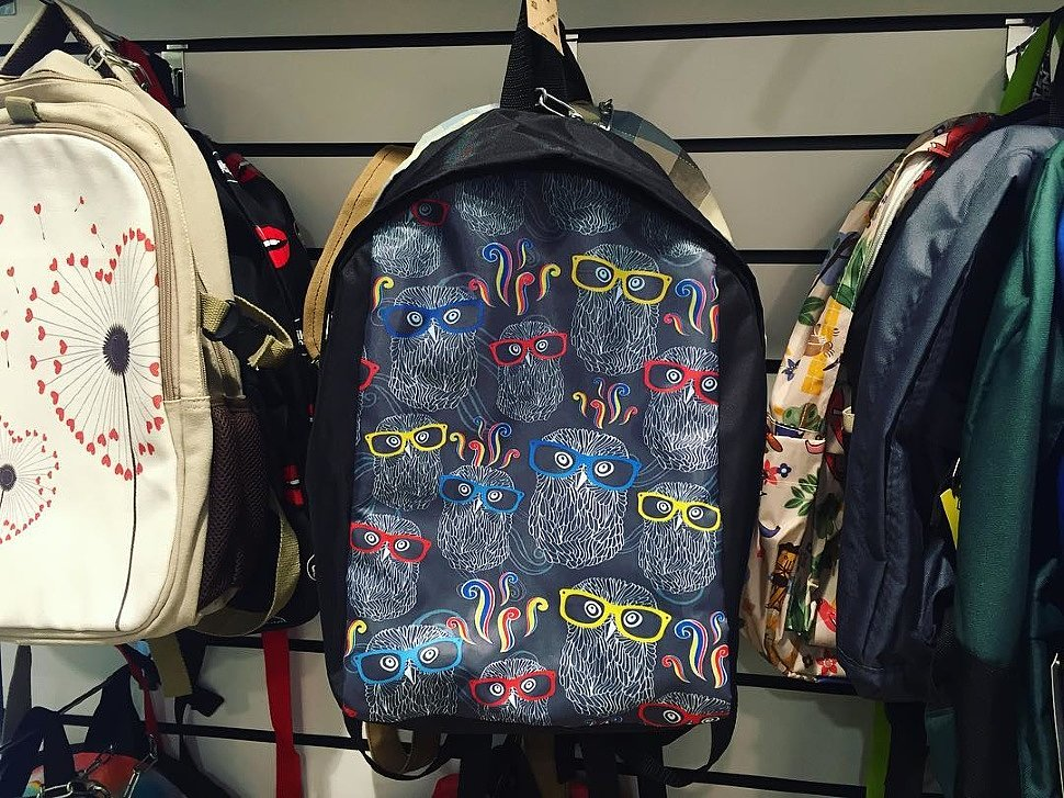 Новые рюкзаки от российских производителей