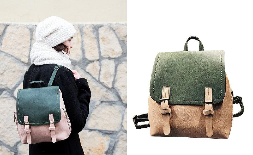 Как сделать из сумки рюкзак с помощью ремешка